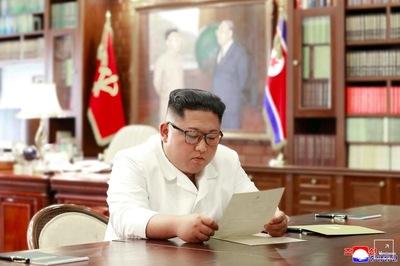 Kim Jong Un nhận thư riêng 'thú vị' từ ông Trump