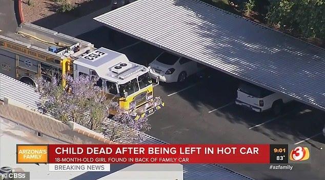 Đau lòng những vụ bỏ quên con trong ô tô dưới trời nắng