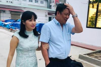 Ca sĩ Trang Nhung phủ nhận ly hôn chồng đại gia