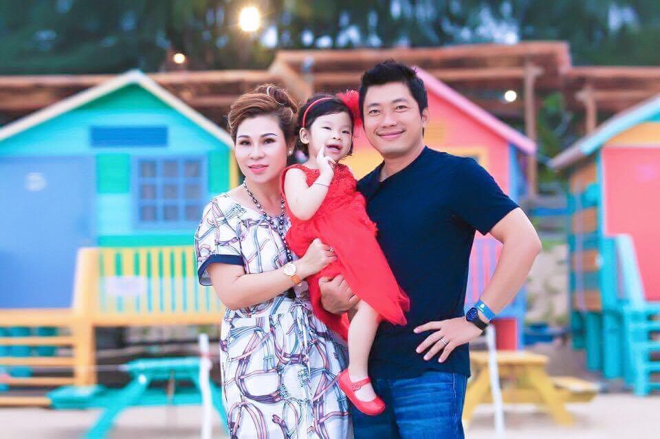 Kinh Quốc kể về vợ tỷ phú: Chỉ khi bị dồn vào chân tường, tôi mới nhờ vợ giúp