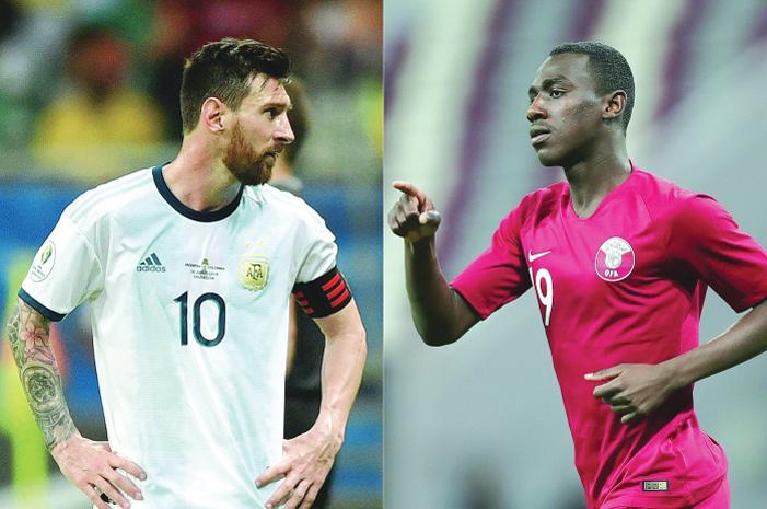 Trực tiếp Argentina vs Qatar: Messi gồng mình giải cứu