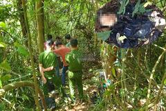 Đi hái măng, người phụ nữ chết sững thấy thi thể đang phân hủy dưới vực