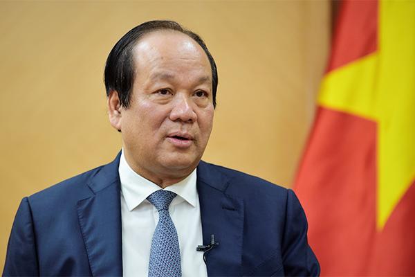 Bộ trưởng Mai Tiến Dũng,Chính phủ điện tử,E-Cabinet