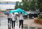 Dự báo thời tiết 24/6, Hà Nội mưa dông ngày làm thủ tục thi THPT quốc gia