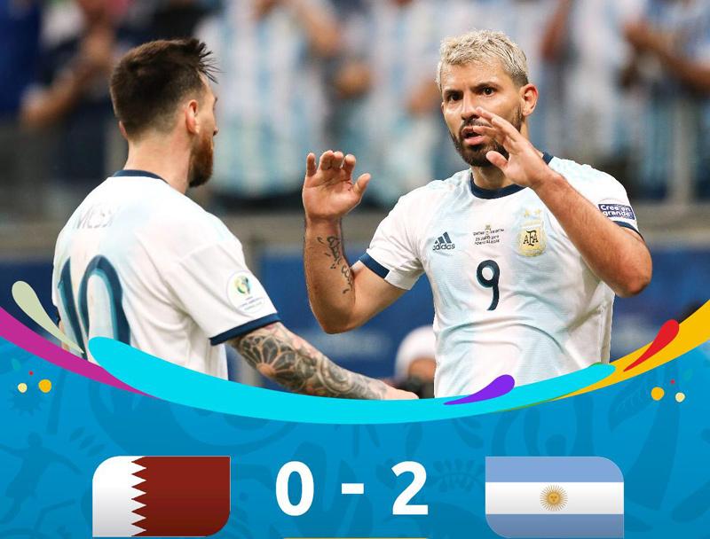 Argentina thắng 'rửa mặt' ngày Messi im tiếng