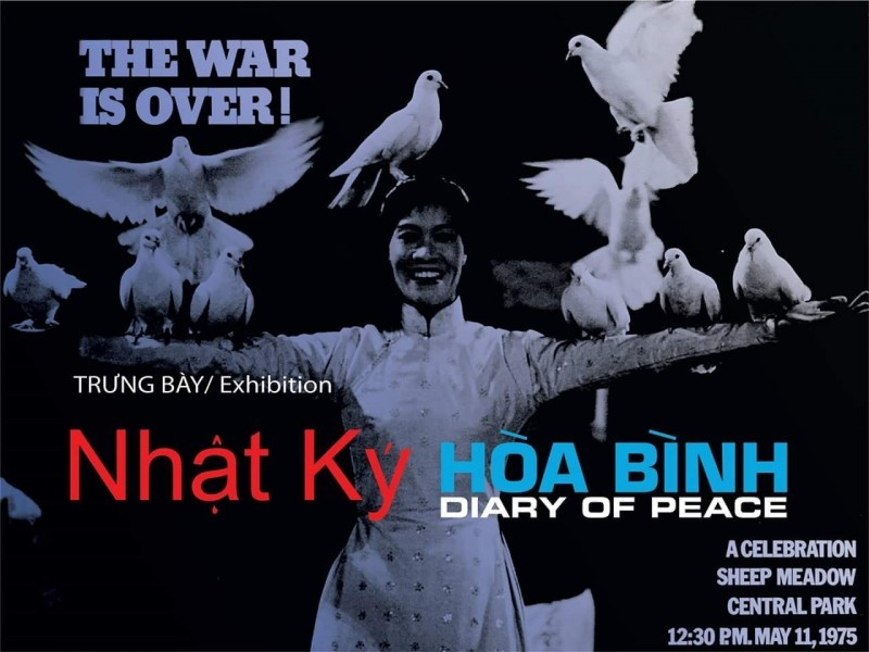 'Nhật ký hoà bình' - những câu chuyện từ quá khứ