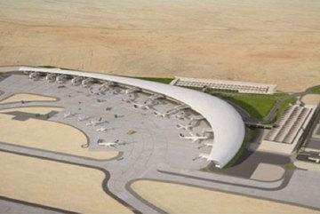 Sân bay Ảrập Xêút bị tấn công trước khi Ngoại trưởng Mỹ tới thăm