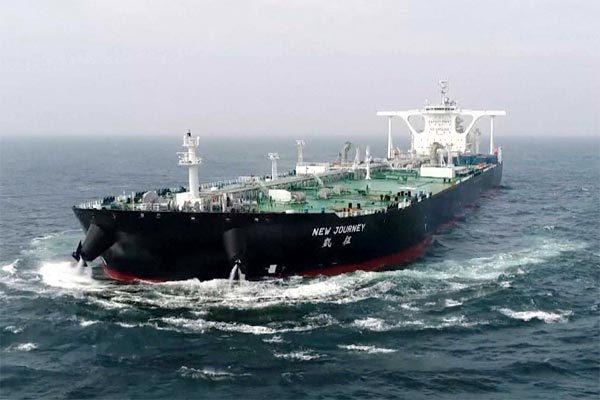 Cận cảnh tà u chở dầu khổng lồ, 'thông minh' đầu tiên thế giới của TQ