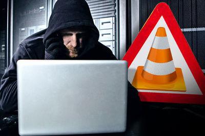 Xem video bằng VLC Player có thể gây nguy hại máy tính
