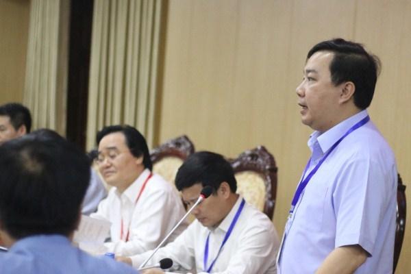 Bộ trưởng Nhạ đề nghị người dân tăng cường giám sát thi THPT quốc gia 2019