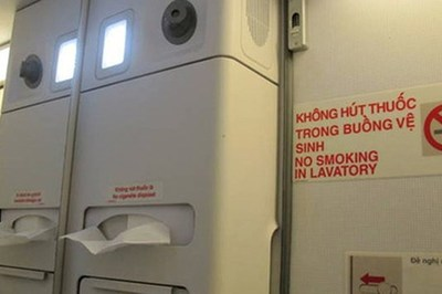Hai hành khách bị cấm bay vì chây ỳ nộp phạt vi phạm