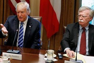 Ông Trump tiết lộ sốc về cố vấn an ninh quốc gia