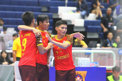 SS Khanh Hoa bring home AFF Futsal Cup silver