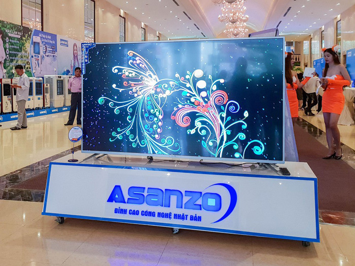 Asanzo,tivi Asanzo,hàng điện tử,Hàng Việt Nam chất lượng cao,Vũ Kim Hạnh,hàng trung quốc