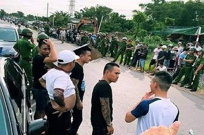 Mở rộng điều tra vụ giám đốc gọi giang hồ vây xe công an ở Đồng Nai