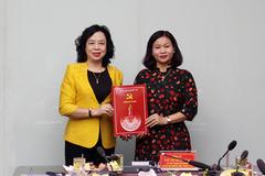Hà Nội có nữ Trưởng Ban Dân vận Thành ủy mới