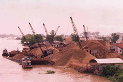 Illegal sand mining should be criminal violation: official