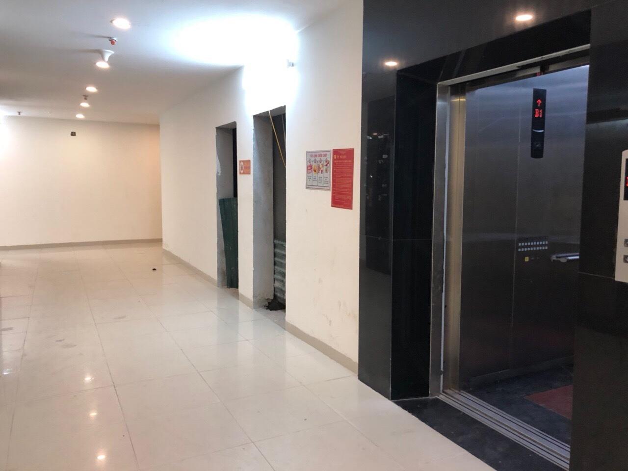 Chung cư Gelexia Riverside,Chung cư 885 Tam Trinh,Tập đoàn Geleximco,Tè bậy trong thang máy,tè bậy