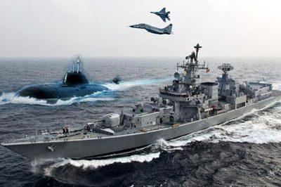 Tàu ngầm tấn công Pakistan 'mất tích', Ấn Độ như ngồi trên đống lửa