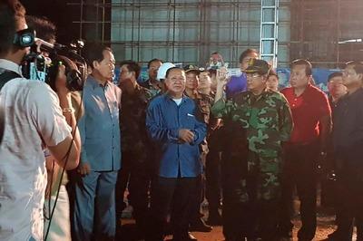 24 người tử vong trong vụ sập toà nhà công ty Trung Quốc xây ở Campuchia