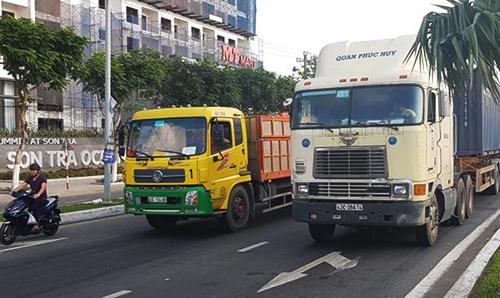 Đà Nẵng cấm xe tải, xe đầu kéo 4 ngày thi THPT quốc gia