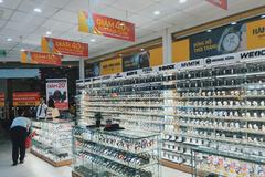 Thế giới Di động chiếm gần 50% thị trường smartwatch nhờ mô hình shop-in-shop