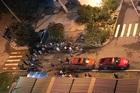Bắt 2 nghi can chém lìa tay bảo vệ chung cư ở Bình Dương