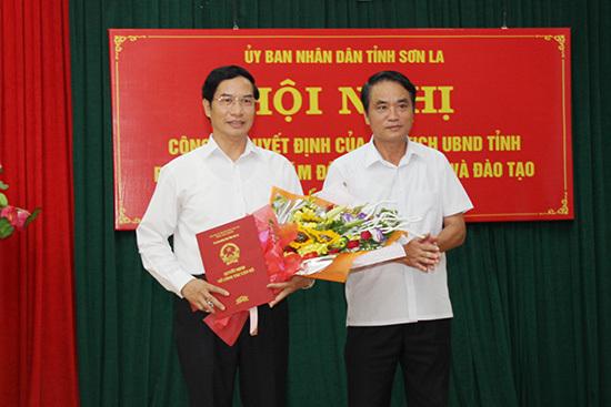 Sơn La có thêm phó giám đốc Sở Giáo dục trước kỳ thi quốc gia