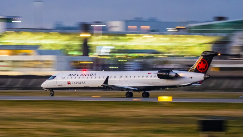 ác mộng,hãng hàng không,máy bay,Air Canada