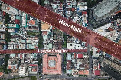 Có một 'phố Wall' giữa trung tâm Sài Gòn