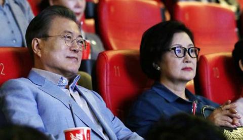 'Ký Sinh Trùng' sốt xình xịch, đến Tổng thống Hàn Quốc cũng phải ra rạp xem
