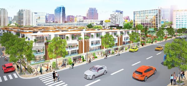 Lý do Eco Town Thành hấp dẫn giới đầu tư