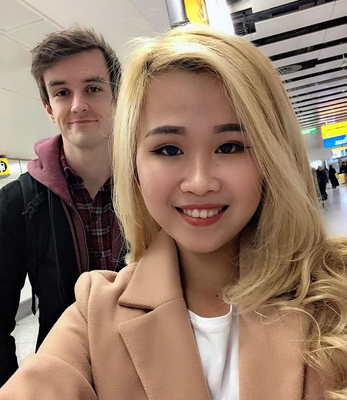 Cuộc sống của cô gái Việt làm dâu trong gia đình người Anh