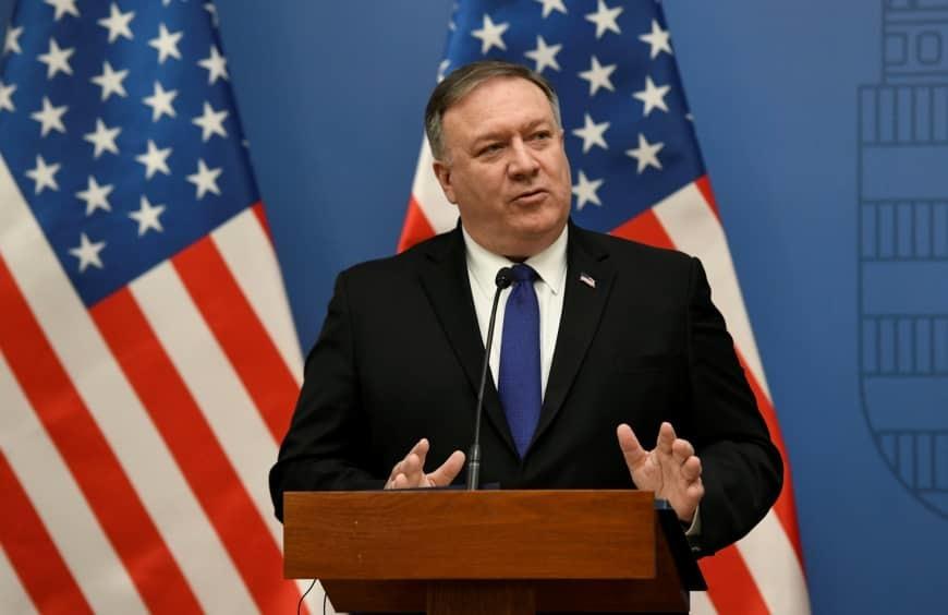 Iran,Mỹ,Vùng Vịnh,Trung Đông,Vịnh Ba Tư,Donald Trump,Mike Pompeo,hạt nhân,trừng phạt