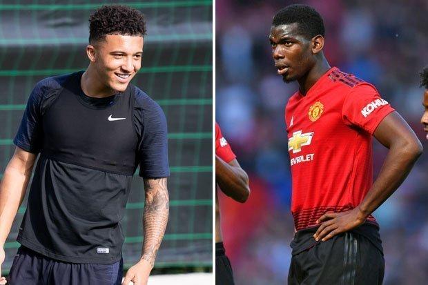 MU bán Pogba lập tức mua Sancho, Arsenal phá két vì Zaha