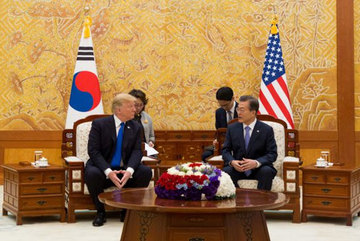 Ông Trump thăm Hàn Quốc cuối tuần, có thể tới khu phi quân sự