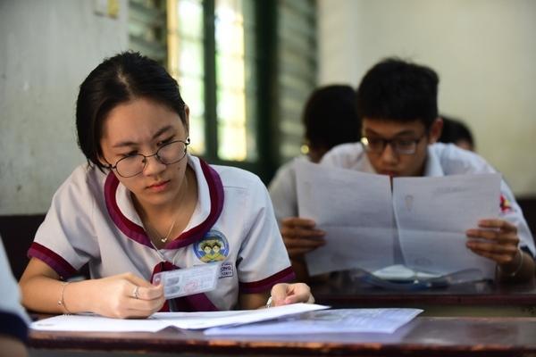 Đáp án chính thức môn Toán thi THPT quốc gia 2019 tất cả các mã đề của Bộ GD-ĐT