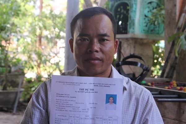 thi THPT quốc gia 2019,kỳ thi THPT quốc gia 2019,Thừa Thiên Huế,thí sinh,thi THPT quốc gia