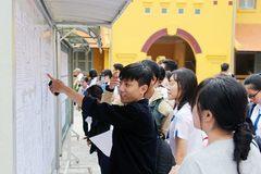 Điểm chuẩn Trường ĐH Hàng hải Việt Nam năm 2019