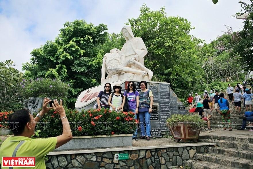 Christ the King statue in Vung Tau,Ba Ria – Vung Tau,Vietnam Catholic Association,travel news,Vietnam guide,Vietnam tour,travelling to Vietnam,Vietnam travelling,Vietnam travel