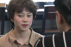 'Về nhà đi con' tập 51, Dương đánh son, mặc váy, tỏ tình với bố Bảo