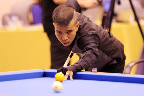 Quyet Chien falls to number eight in world rankings