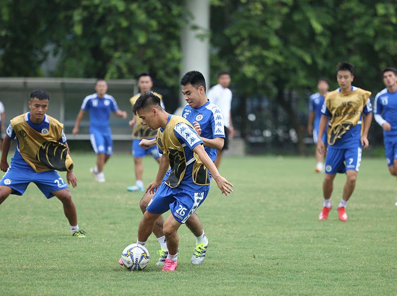 Văn Hậu,Hà Nội FC,AFC Cup 2019