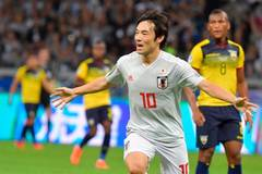 Nhật Bản 1-1 Ecuador: Trở về vạch xuất phát (H2)