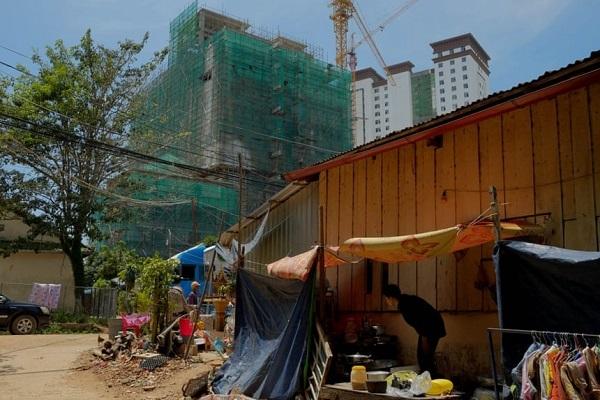 Luật Đặc khu,Trung Quốc,Vành đai và Con đường,cờ bạc,Campuchia
