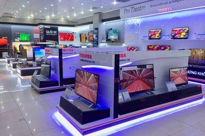 Các siêu thị, trung tâm thương mại: Nơi cấm, nơi vẫn bán đồ của Asanzo