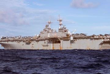 Lực lượng viễn chinh Mỹ tới sát Iran