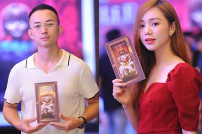 Quỳnh Kool, Anh Vũ rủ nhau đi xem 'Annabelle: Ác Quỷ Trở Về'