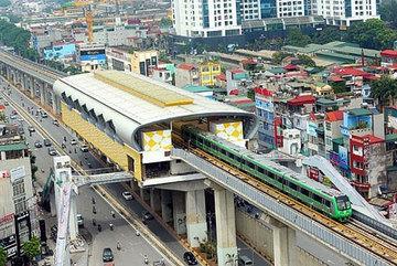 8 lần vỡ tiến độ của dự án đường sắt đô thị Cát Linh - Hà Đông
