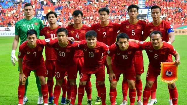 Earning Asia's top 15 rank, Vietnam have chance to make history